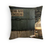 Woodford Reserve Throw Pillow