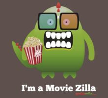 I'm a Movie Zilla - Dark by geekszilla