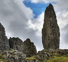 Old Man of Storr by Stuart Blance