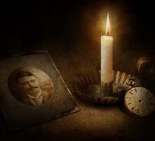 Clock - Memories Eternal by Mike  Savad