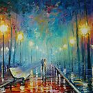 MISTY PARK - LEONID AFREMOV by Leonid  Afremov