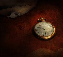 Clock - Time waits for nothing  by Mike  Savad