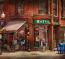 Store - Albany, NY - The Bayou by Mike  Savad