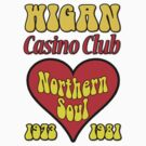 Wigan Casino Club Northern Soul Dancing by gleekgirl