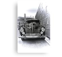 1940 Plymouth P9  US Navy Staff car Canvas Print