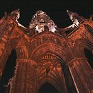 Scott Monument, Princes Street, Edinburgh by weecritter