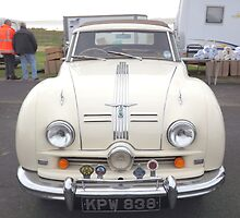 Rare 1950 Austin Atlantic A 90 by Barry Norton