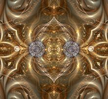 The Etherial Mechanism by Craig Hitchens - Spiritual Digital Art