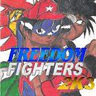 Koi,Kayone & Orinoi (Freedom Fighters2K3) by TakeshiUSA