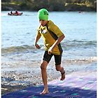 Kingscliff Triathlon 2011 Swim leg P113 by Gavin Lardner