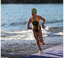 Kingscliff Triathlon 2011 Swim leg P118 by Gavin Lardner