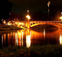 Night Time Torrens by Cherie Vivar