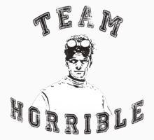 TEAM HORRIBLE Kids Clothes