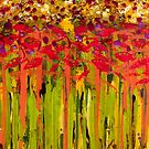 More Flowers in the Field by  Angela L Walker