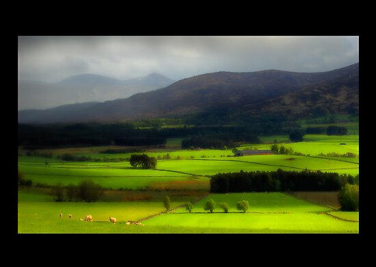 Flanks of Morven by Matt Tough