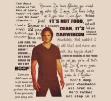 Sam Winchester quotes by Amberdreams