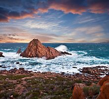 Sugar Loaf Rock, WA by Briarah1969