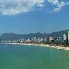 Ipanema Beach  by Ameng Gu
