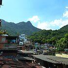 Favela by Ameng Gu