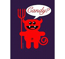 CANDY? Photographic Print