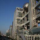 The TV  Building in Tokyo, Japan by Nasko .