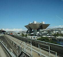 Tokyo Olympic City by Nasko .