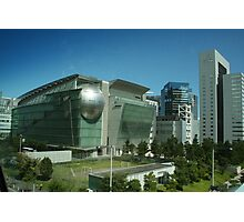 Tokyo City Photographic Print