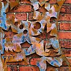 Rusty Stars by Barbara Ingersoll
