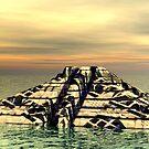 Pacal's Spaceship? by Vanessa Barklay