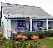 My seaside Cottage ... Huisie byrie See by Pieta Pieterse