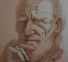 George Bernard Shaw by Ray-d