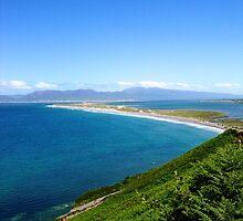 Kerry Coastline - Ireland by Kim North