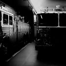 Ladder 24 FDNY by Peter Tachauer