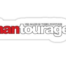 HANTOURAGE Sticker