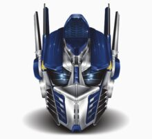 Optimus Prime by philipbh