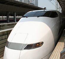 Tokyo Railway Station by Nasko .