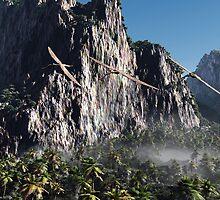 Prehistoric Cerro Verde by Walter Colvin