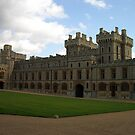 Windsor Castle, South Wing by inglesina