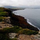 North Coast of Ireland by Sarah Cowan
