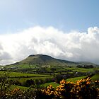 Lurigethan Mountain, Cushendall by Sarah Cowan