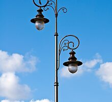 Street lamp. by FER737NG
