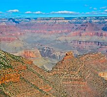 Grand Canyon -- Grand View by calvinincalif