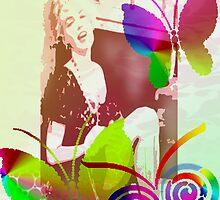 Marilyn Monroe. by Vitta