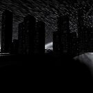 Monochrome City by Vanessa Barklay
