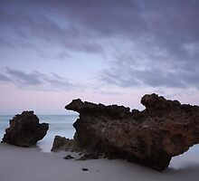 Trigg Beach by Bradles
