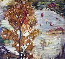 The glade by Hiroshija
