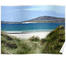 Immaculate Sands - Seilebost and Luskentyre Beaches Poster