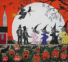 Halloween Wedding by JeffreyKoss