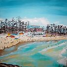 Manly Views  by gillsart