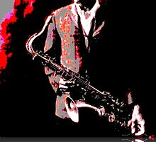 JOHN COLTRANE by Terry Collett